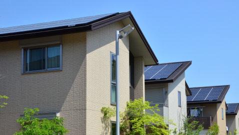 オール電化、太陽光発電工事も!